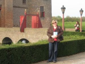 Me at Castel Muiderslot